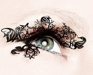 Paperself Under The Sea Eyelashes - Декоративни мигли -