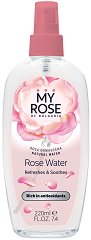My Rose Refreshing Rose Water - Розова вода за лице и тяло -