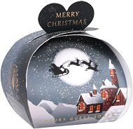 English Soap Company Winter Village Luxury Guest Soaps - Луксозни сапуни - опаковка от 3 x 20 g -