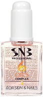 SNB 6 Oils Complex for Skin and Nails - Комплекс 6 масла за ръце и нокти -