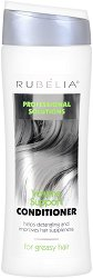 Rubelia Professional Solutions Volume Support Conditioner - Балсам за обем за мазна коса -